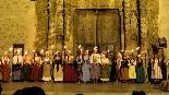 Representacions durant la IX Festa Barroca de Moià