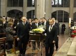 Funeral Andreu Vivó