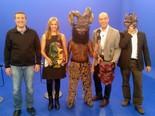 Participació de Xàldiga al 'Joc de Catalunya' de TV3