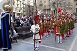 Processó de Divendres Sant a Manresa, 2015