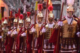 Processó de Divendres Sant a Manresa, 2018