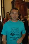 Regidors de l'Ajuntament de Manresa 2015 Jordi Masdeu (CUP)