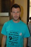 Regidors de l'Ajuntament de Manresa 2015 Jordi Garcés (CUP)