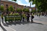 Manifestació SomEscola a Manresa