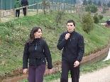 Transèquia 2010 a l'arribada al Parc de l'Agulla