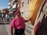 Trobada de gegants a Súria