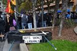 Manifestació Vaga General 14N de l'Esquerra anticapitalista