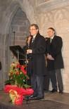 Artur Mas a la inauguració del nou atri de la Seu