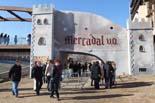 Mercat Medieval 2010: passeig inaugural