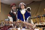 Mercat Medieval 2010: retrats dels firaires