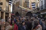 Mercat Medieval 2011: ambient (dimarts, 6)