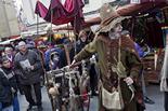 Mercat Medieval 2011: ambient (dijous, 8)