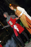 Mercat Medieval 2012: Pa Sucat amb Oli i l'amenaça dels Unglallarga