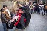Mercat Medieval 2012: ambient divendres 7 de desembre (matí)