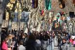 Mercat Medieval 2012: ambient diumenge 9