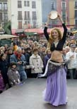 Mercat Medieval 2009: dansa del ventre