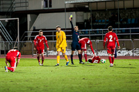 Partit amistós de futbol: Andorra Moldàvia