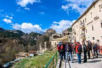 Sortides a Alinyà, Alt Urgell