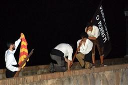 Espectacle 'L'11 de setembre i Gironella'