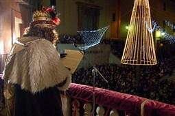 Cavalcada de Reis a Berga