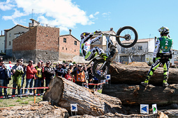 Gran Premi Catalunya de Trial a Cal Rosal