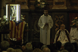 Arribada de la Mare de Déu a Berga pel Centenari