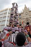 La diada de la Festa Major de Terrassa, en fotos