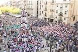 Diada castellera Sant Joan a Tarragona
