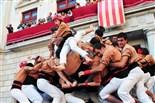 Diada castellera de Misericòrdia a Reus