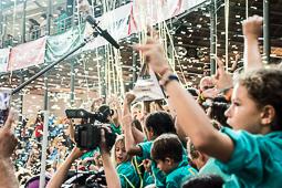 Concurs de Castells 2016 (diumenge)