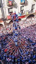 Diada Castellera de Fires de Sant Narcís de Girona (II)