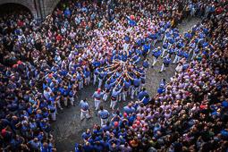 Diada Castellera de Fires de Sant Narcís de Girona (I)