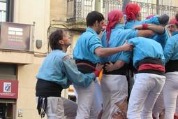 XXXVII Diada dels Castellers de Terrassa XXXVII Diada de la Colla dels Castellers de Terrassa.Foto d'Anna Albalate