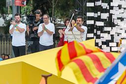 Diada Nacional 2015 a Barcelona