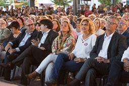 Eleccions 27-S: míting de Junts pel Sí a Figueres