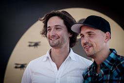 Festival Internacional de Cinema Fantàstic de Sitges 2015 Louis Tisné i Bo Mikkelsen.