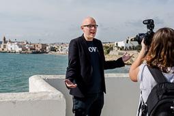 Festival Internacional de Cinema Fantàstic de Sitges 2015 Yoann-Karl Whissell.