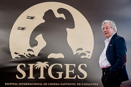 Festival Internacional de Cinema Fantàstic de Sitges 2015 Terry Jones.