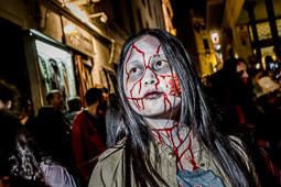Zombie Walk al Festival Internacional de Cinema Fantàstic de Sitges 2015
