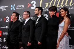 Premis Gaudí 2015