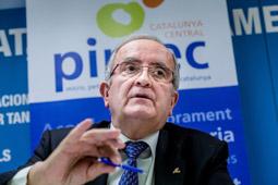 Les millors fotos de la setmana de Nació Digital  Josep González, president de PIMEC, alerta que les empreses necessitaran més treballadors qualificats. </br> Foto: José M. Gutiérrez