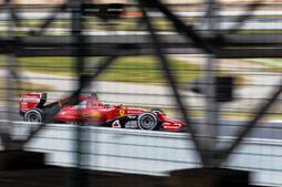 Les millors fotos de la setmana de Nació Digital  Formula One Test Days al Circuit de Catalunya.  </br> Foto:  Marc Calvo