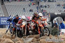 Trial i Enduro Indoor al Palau Sant Jordi