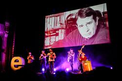 Premis Enderrock 2015 Germà Negre homenatjant Ovidi Montllor