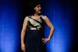 Premis Enderrock 2015 Rafael Faixedas, membre del Teatre de Guerrilla
