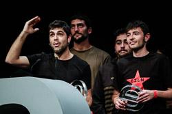 Premis Enderrock 2015 Txarango van emportar-se cinc premis, entre ells, el de Millor artista del 2014
