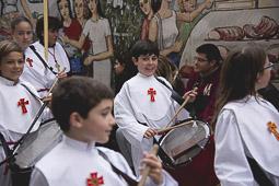 Les millors fotos de la setmana de Nació Digital </br> (especial Setmana Santa) Processó del Diumenge de Rams a Tarragona.  </br> Foto:  Laura Rodríguez