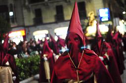 Les millors fotos de la setmana de Nació Digital </br> (especial Setmana Santa) Processó de l'Amargura de Reus. </br> Foto: Laia Solanellas