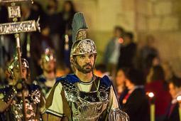 Les millors fotos de la setmana de Nació Digital </br> (especial Setmana Santa) L'Hora Santa a Tarragona.</br> Foto: Joaquim Bartolomé