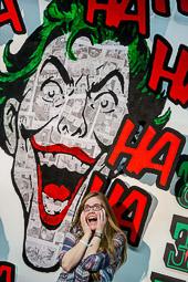 Les millors fotos de la setmana de Nació Digital   Saló del Còmic de Barcelona.</br>Foto: Adrià Costa